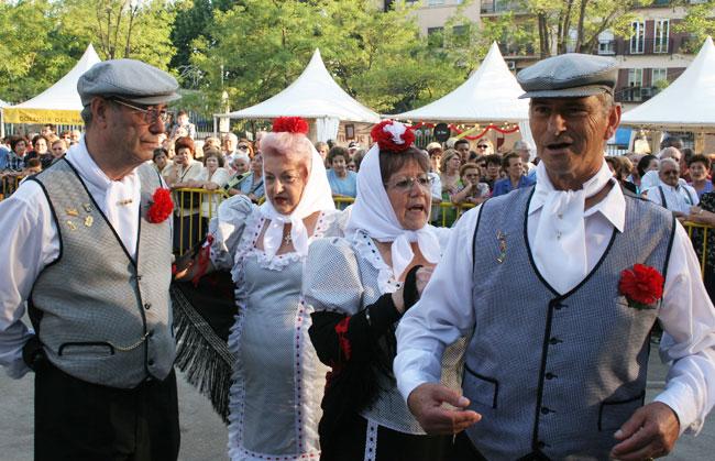Fiestas castizas de Madrid