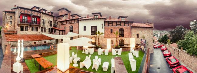 Hotel costa Esmeralda en Suances