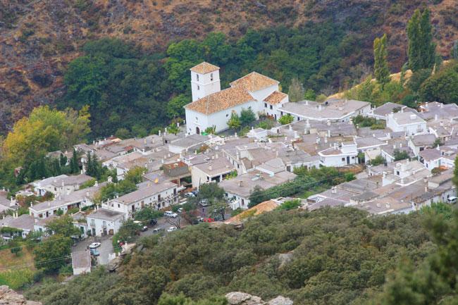 Baño Arabe En Almeria:La Alpujarra, de Almería hasta Granada, el carácter de lo singular