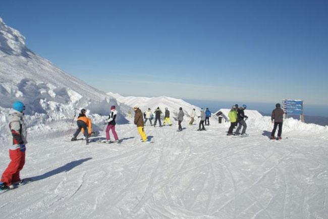 Esquí Cordillera Cantábrica