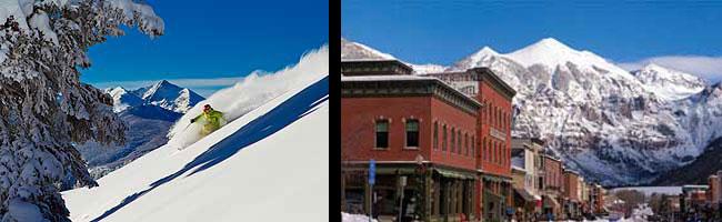 Esquí Estados Unidos