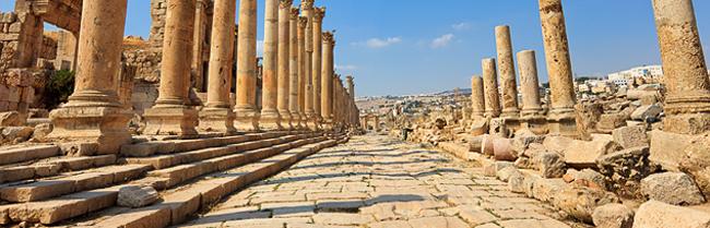 Jordania Civilizaciones
