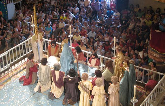 El Misteri de Elche, o La Festa