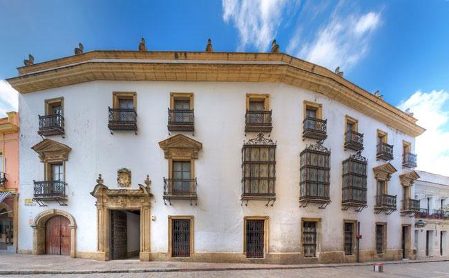 Palacio del Virrey Laserna, viaje a través de la historia de Jerez - Viajes y...
