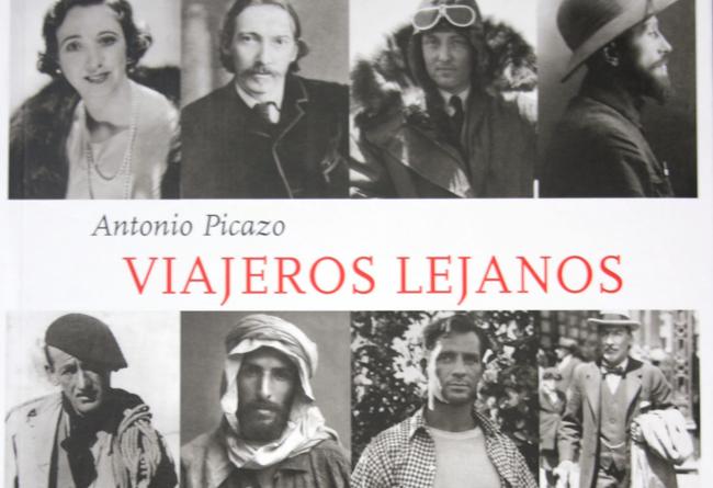 Viajeros lejanos. Antonio Picazo
