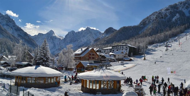 esqui Eslovenia