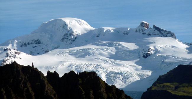 Vatnajokull glaciar Islandia