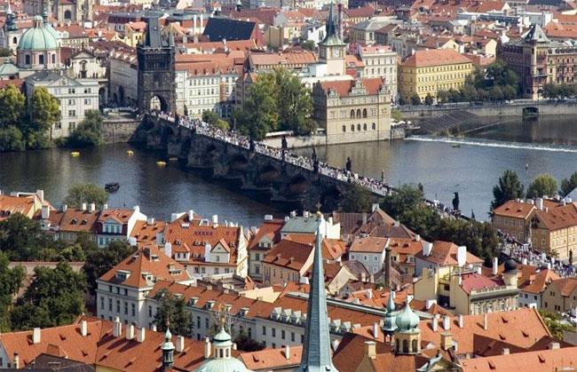 Viajes San Valentin. Praga