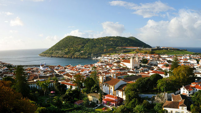 Angra do Heroísmo (Portugal)