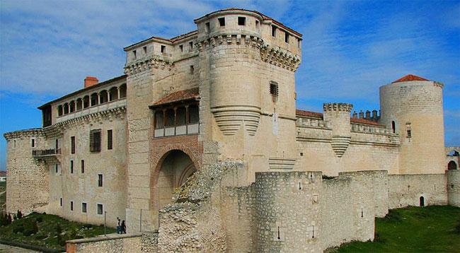 Castillos de Segovia. Cuéllar