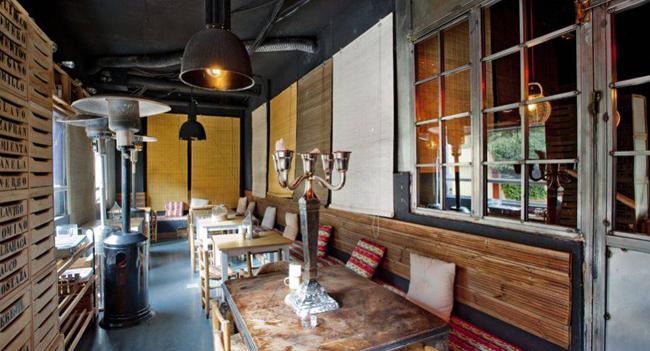 Restaurante Tenderete, en Madrid