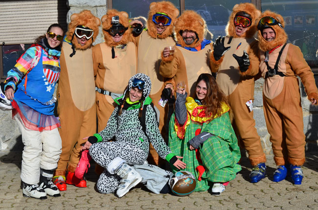 Carnaval Baqueira Beret