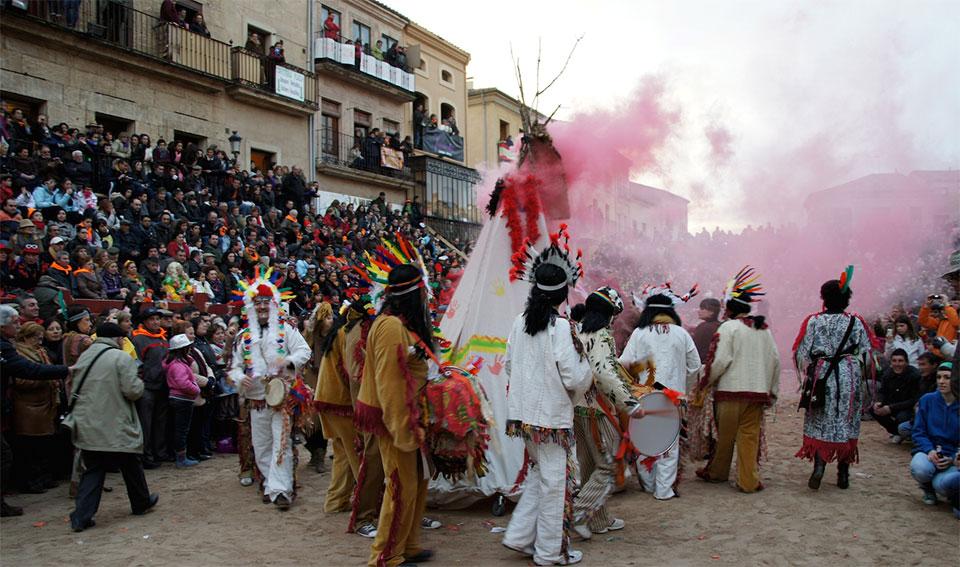 Los mejores carnavales. Ciudad Rodrigo