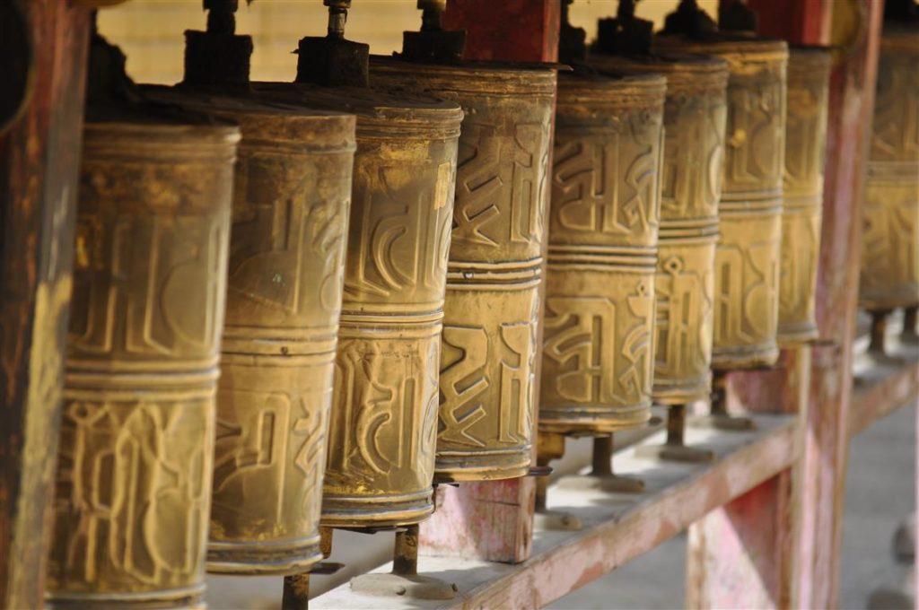 Monasterio de Gandan. Mongolia