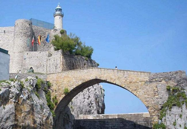 Ruta de los faros de Cantabria