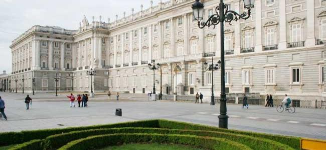 Fin de Semana en Madrid. Palacio de Oriente