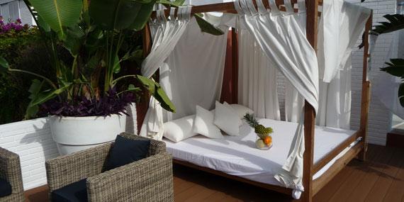 Hotel Antemare, en Sitges