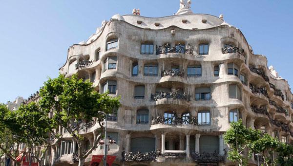 Arte Modernista en España. Barcelona