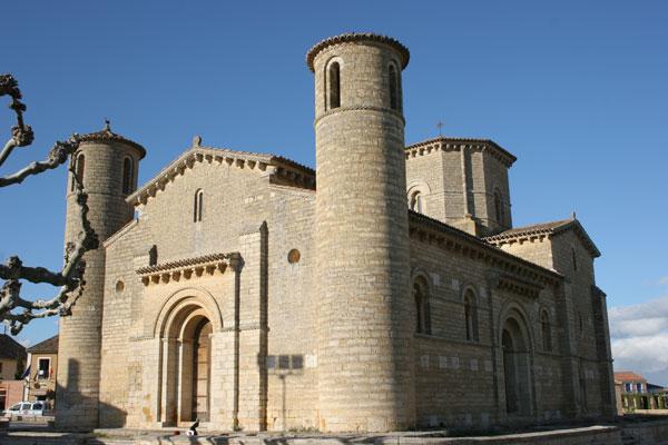 Frómista. Camino de Santiago por Palencia