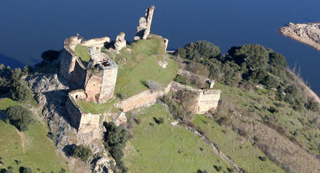 Castillo de Alba de Aliste