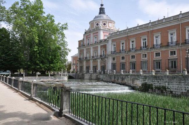 Ríos de Madrid. El Tajo