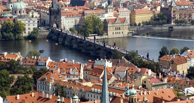 Grandes Viajes. Praga