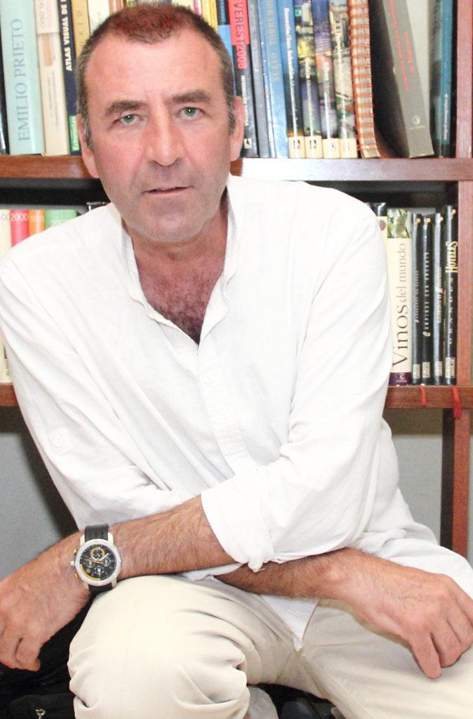 Luis Medina - Periodista