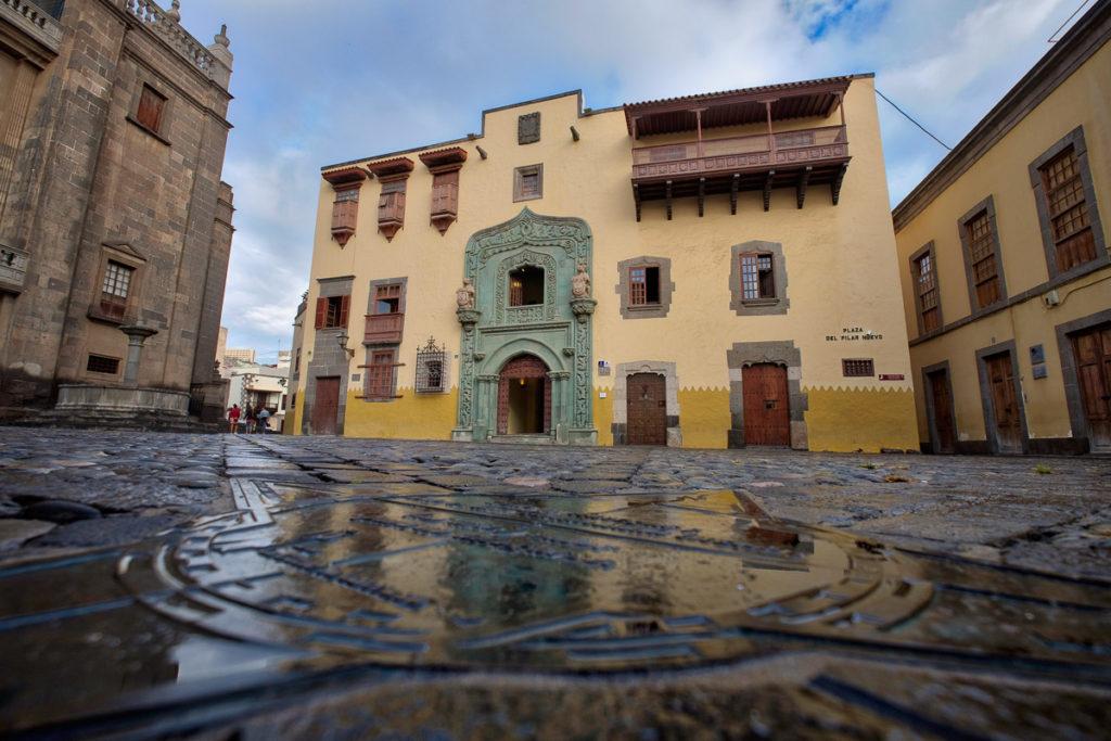 Casa Museo Colón. Las Palmas de Gran Canaria