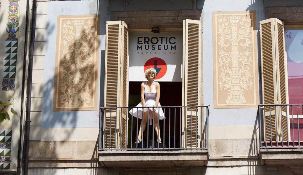 Museo de La Erótica. Barcelona
