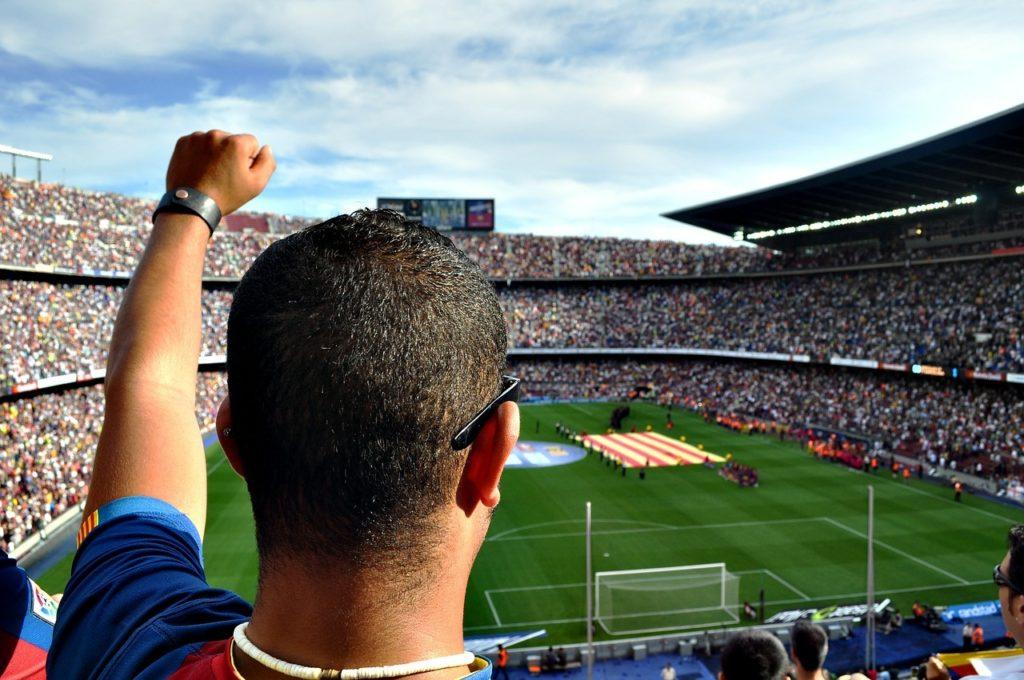 Estadios de fútbol de España