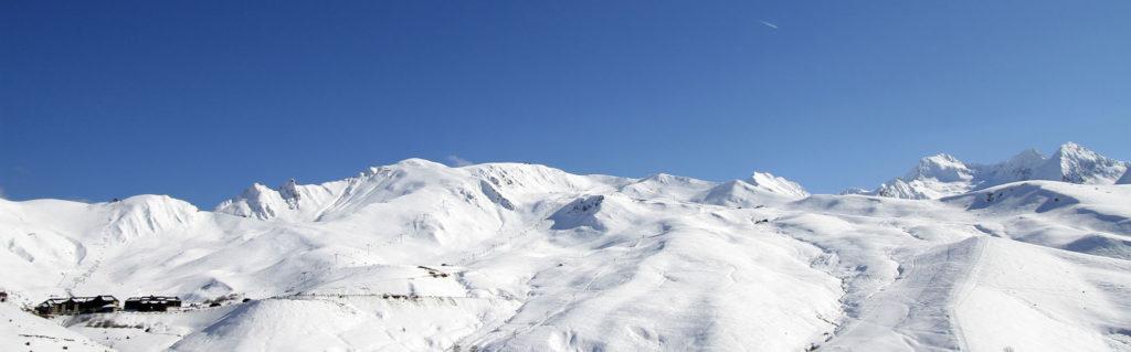 Estación de esquí de Peyragudes (Francia)
