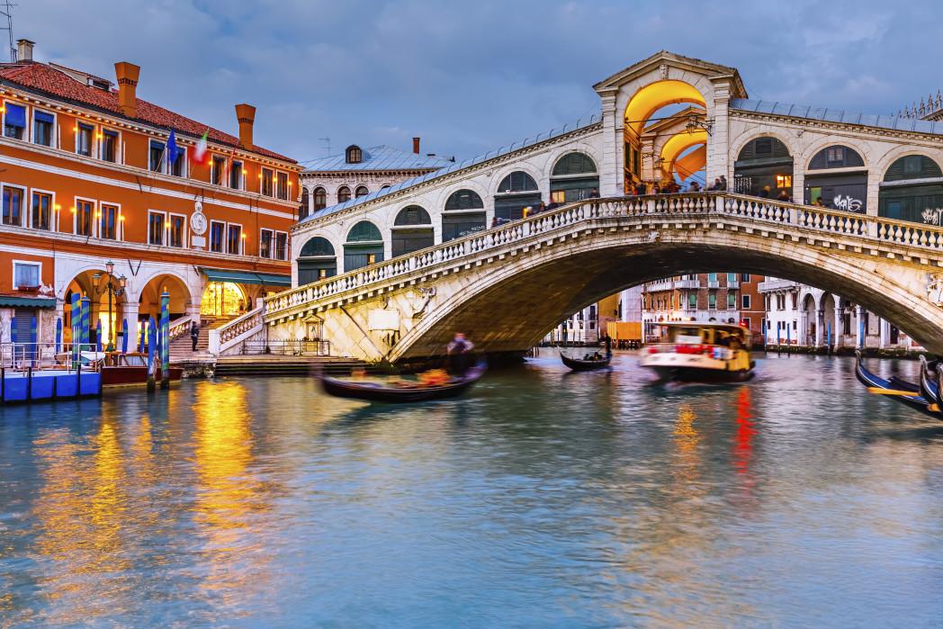 Venecia amenazada por el cambio climático