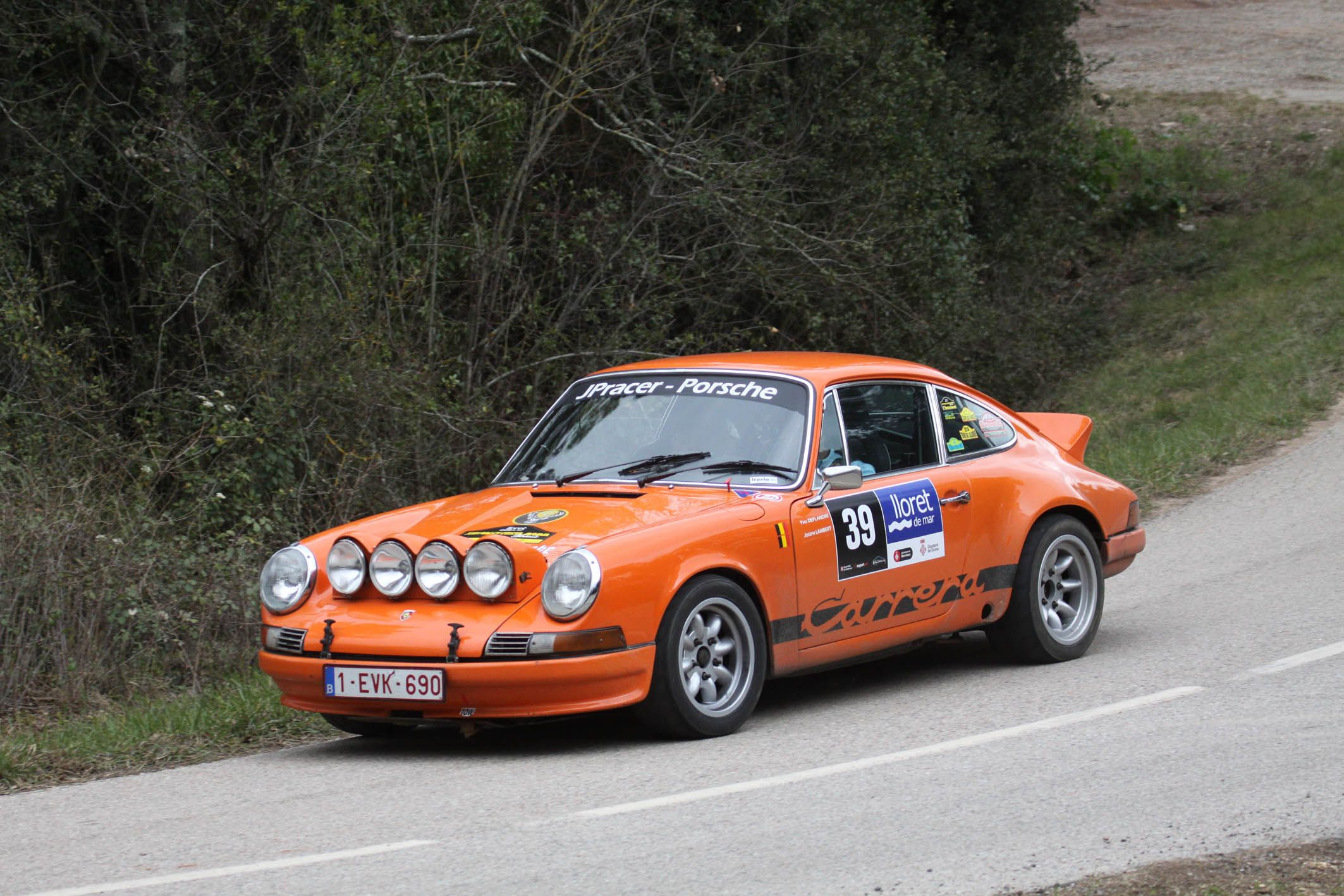 Rally Costa Brava. Clásicos