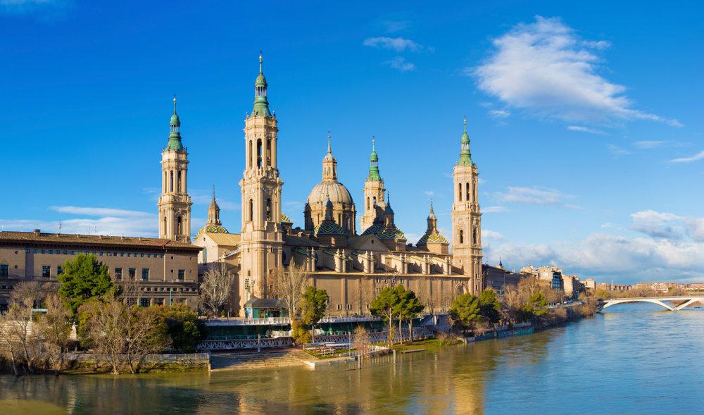 Zaragoza. Río Ebro