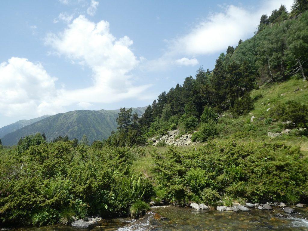 Planes de montaña en Andorra