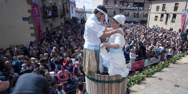 La vendimia en Rioja Alavesa