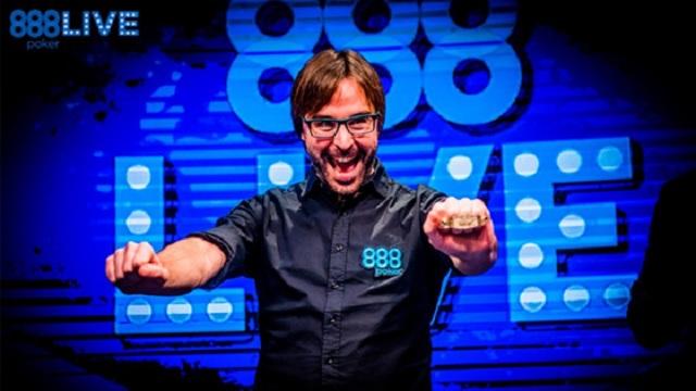 Martí Roca, un profesor de economía en el poker español