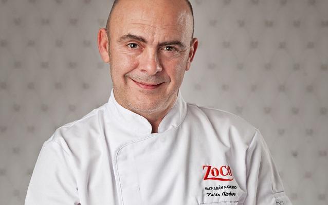 Chef Koldo Rodero