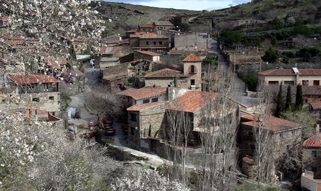 Pueblos con encanto de la Comunidad de Madrid. Patones de Arriba