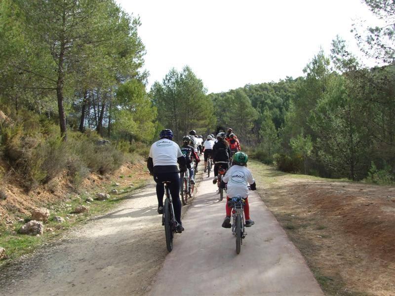 Rutas en bicicleta por la Comunidad de Madrid