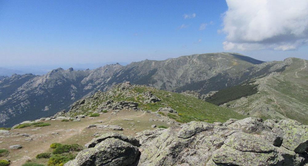 Cuerda Larga. Sierra de Guadarrama