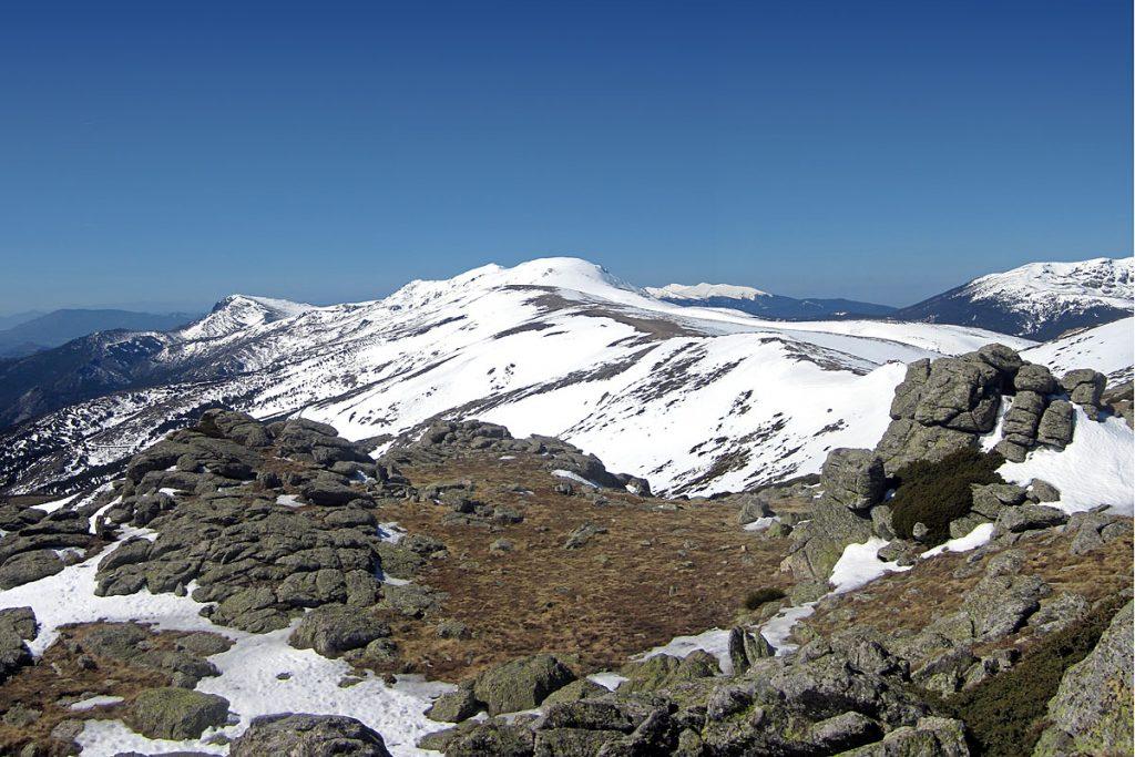 Sierra de Guadarrama. Cuerda Larga
