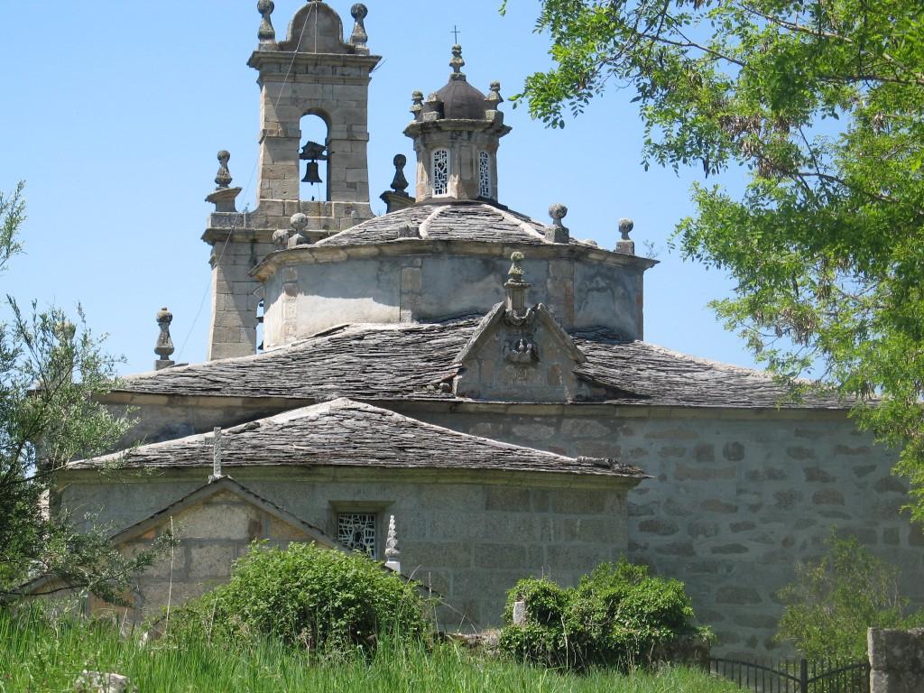 Santa María de Xares