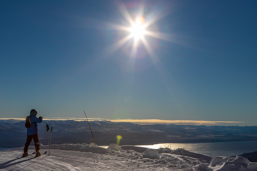 Bariloche, esquí