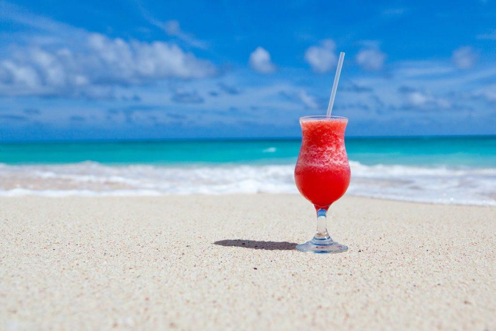 Disfrutar vacaciones