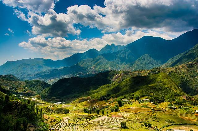 Sapa, la cara más verde de Vietnam