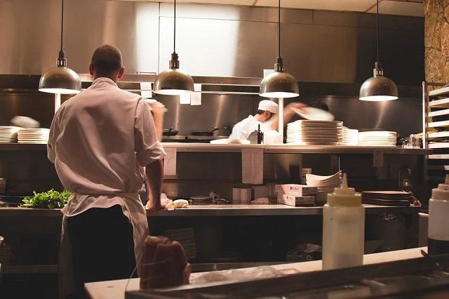 la cocina de tu restaurante