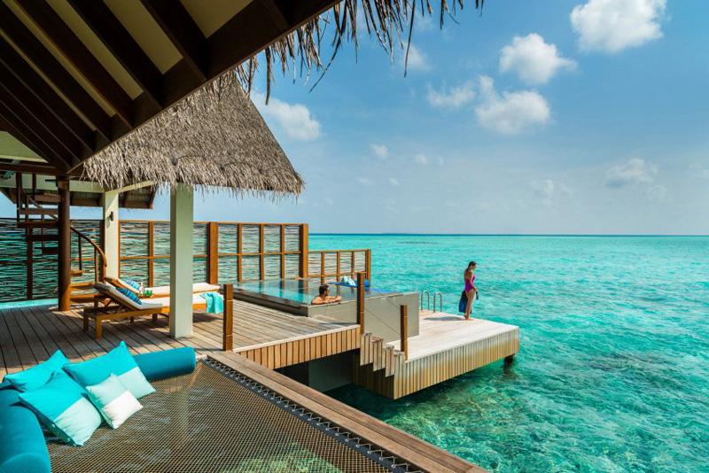 Islas Maldivas. Hotel