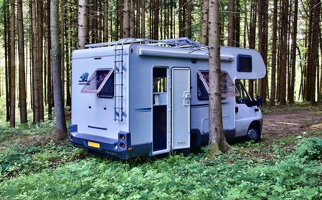 Auntocaravanas y furgonetas camper
