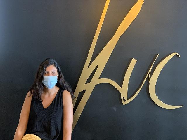Cristina Ybarra. Restaurante Kuc